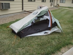 REI Roadster Ultra-Lite 1-person Tent & Cody Johnsonu0027s 2009 Appalachian Trail Journal : Gear : Trail ...