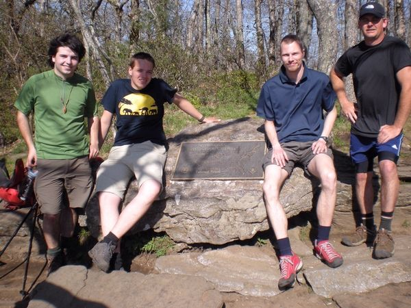 Sex and the appalachian trail