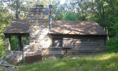 Doyle River Cabin. Wednesday, June 20 ...