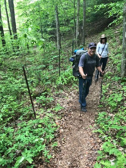 Bluestem\'s 2017 Appalachian Trail Journal : Burkes Garden VA : Trail ...