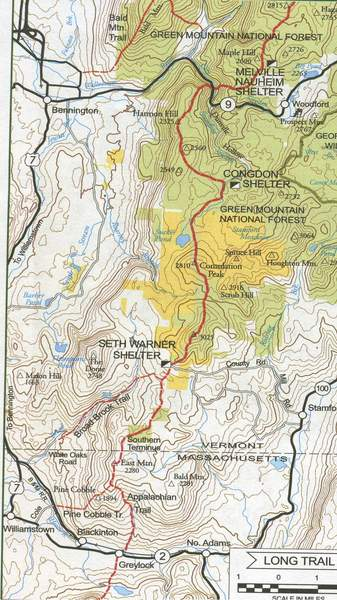 Papa Bear\'s 2010 The Long Trail - Vermont Journal : May 01, 2005 ...