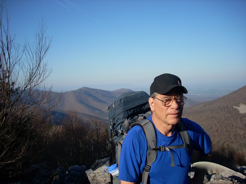 LightWalkers 2020 Appalachian Trail Journal : Part of