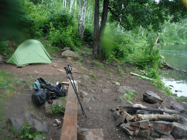 Silverback's 2014 Superior Hiking Trail Journal : Different