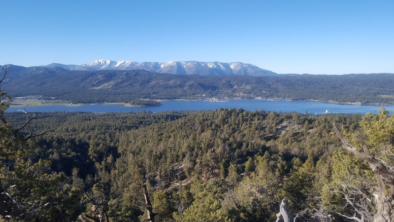 Woody's 2019 Pacific Crest Trail Journal : Silverwood lake