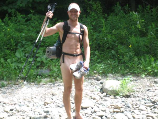 T Mac's 2007 Appalachian Trail Journal : Happy Hike Naked Day