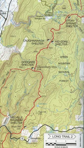Papa Bear\'s 2010 The Long Trail - Vermont Journal : May 01 ...